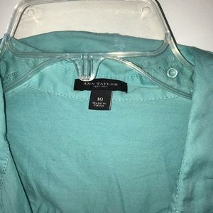 Ann Taylor Tops - Ann Taylor Button Down Thin Shirt